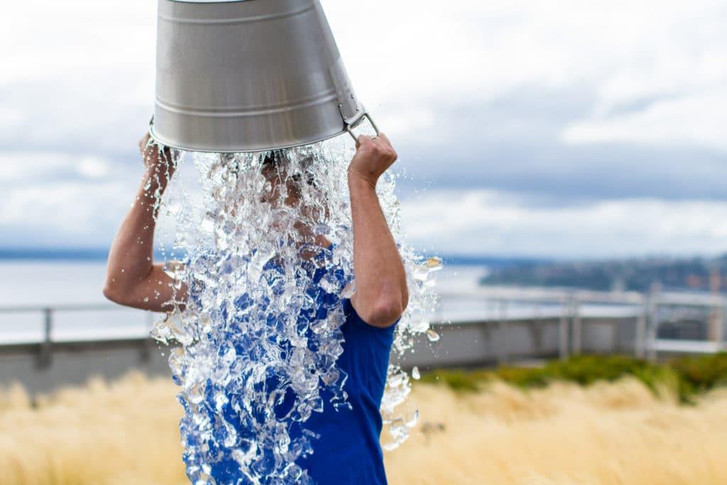 Обливание холодной водой при гипертонии