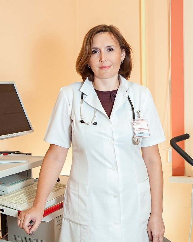 Давиденко Светлана Владиславовна