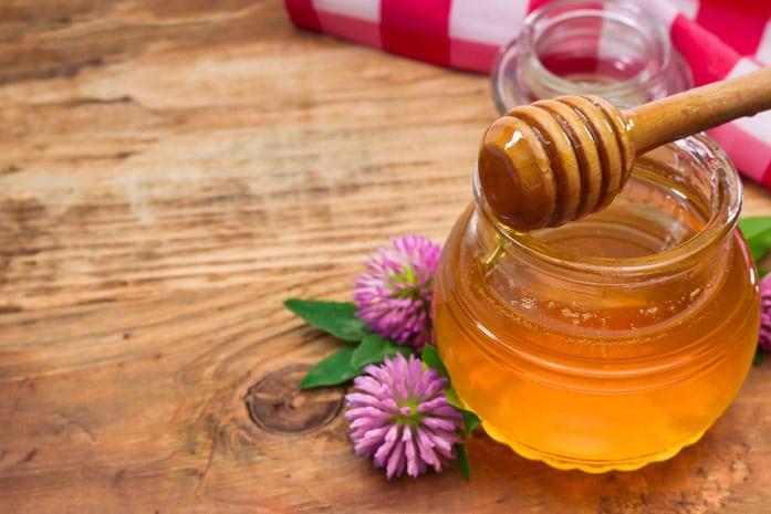 клевер мед