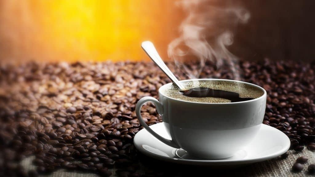 После кофе повышается давление