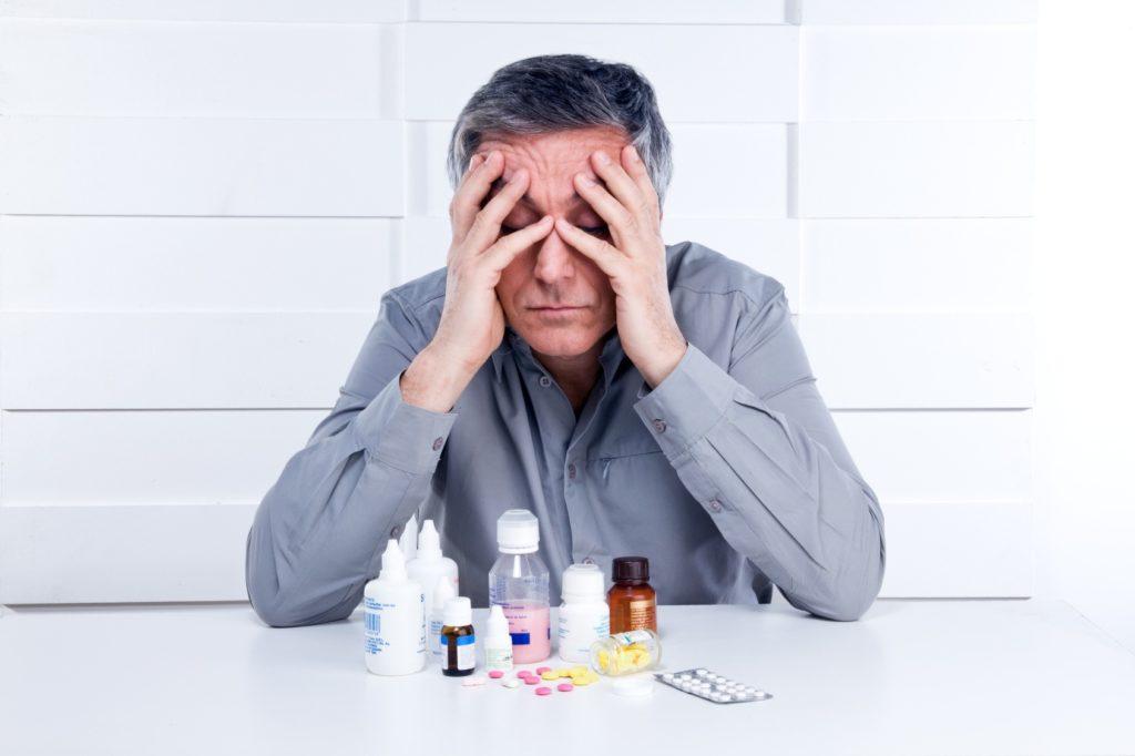 Боль в затылке при гипертонии
