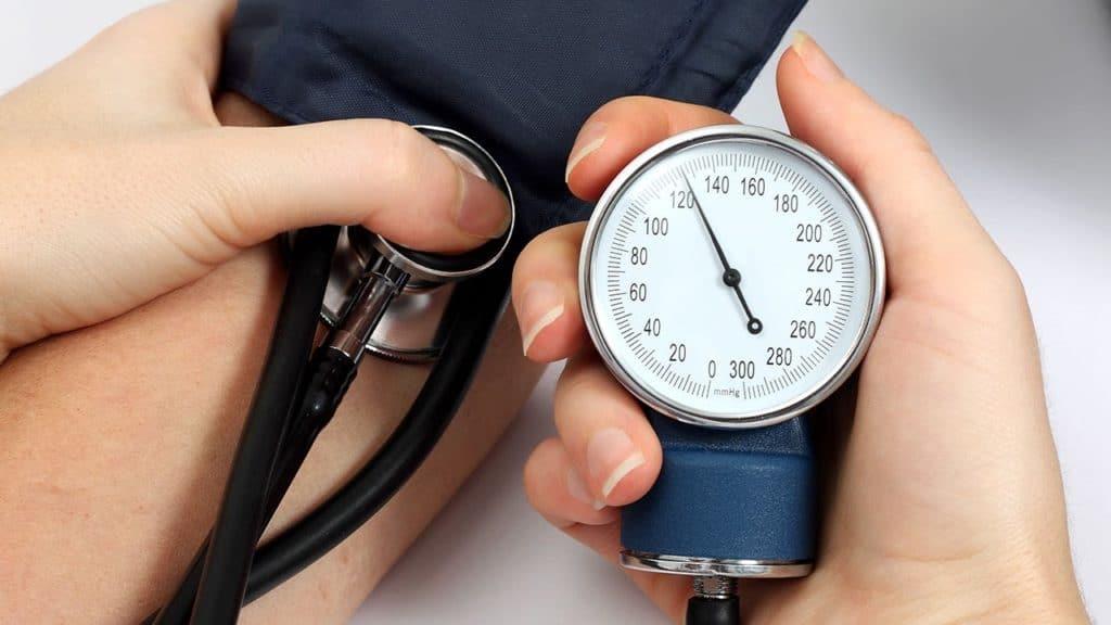 Артериальное давление во время инфаркта