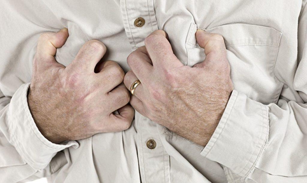 симптомы высокого нижнего давления