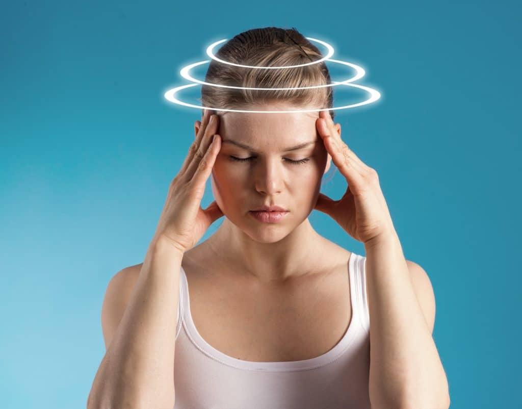 При каком давление кружится голова — Сайт о гипертонии