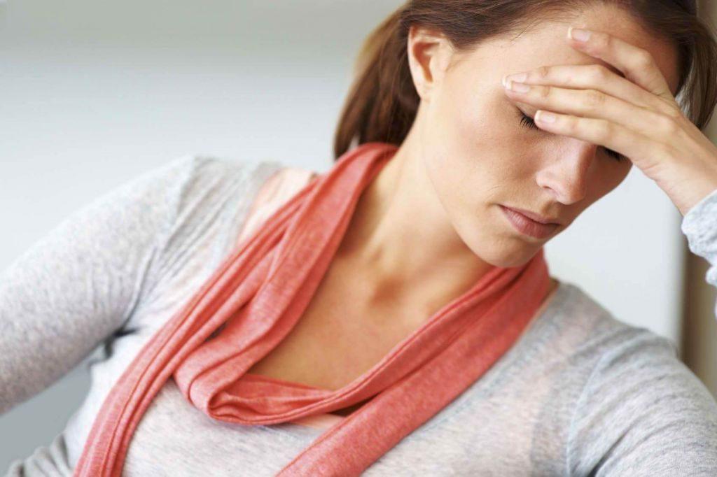 Симптомы повышенного давления у женщин