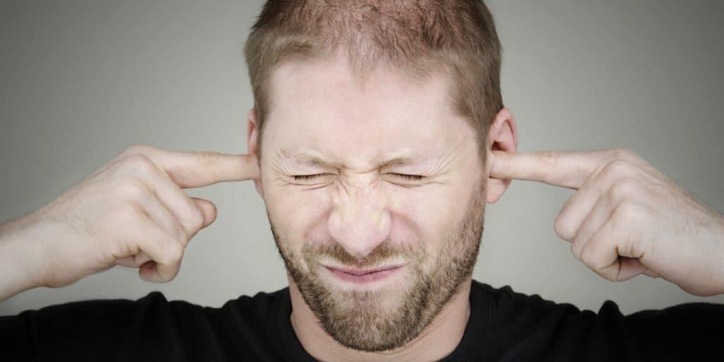 Шум в ушах при давлении
