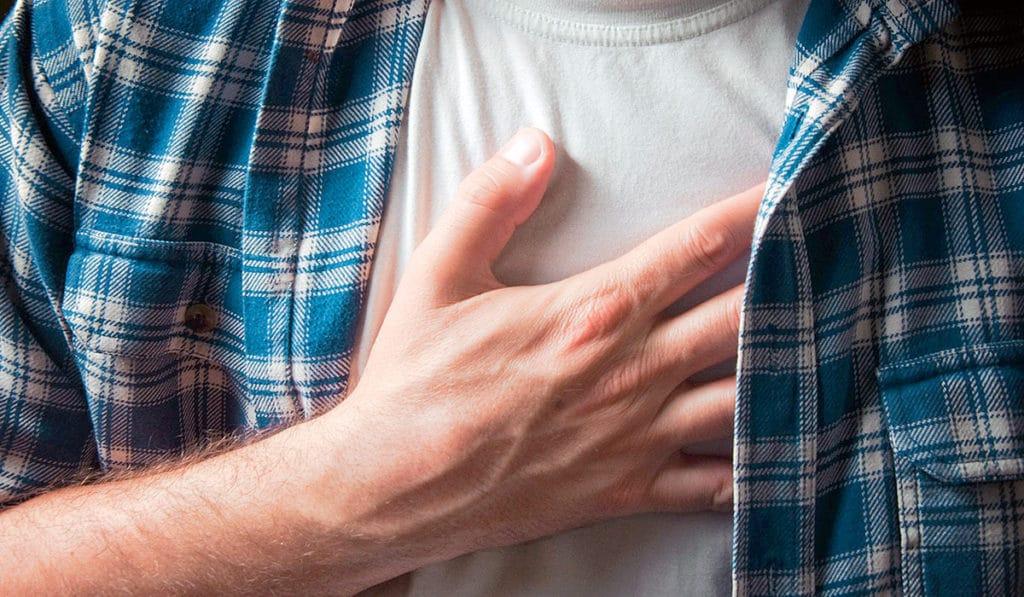 шум в ушах и боль в сердце