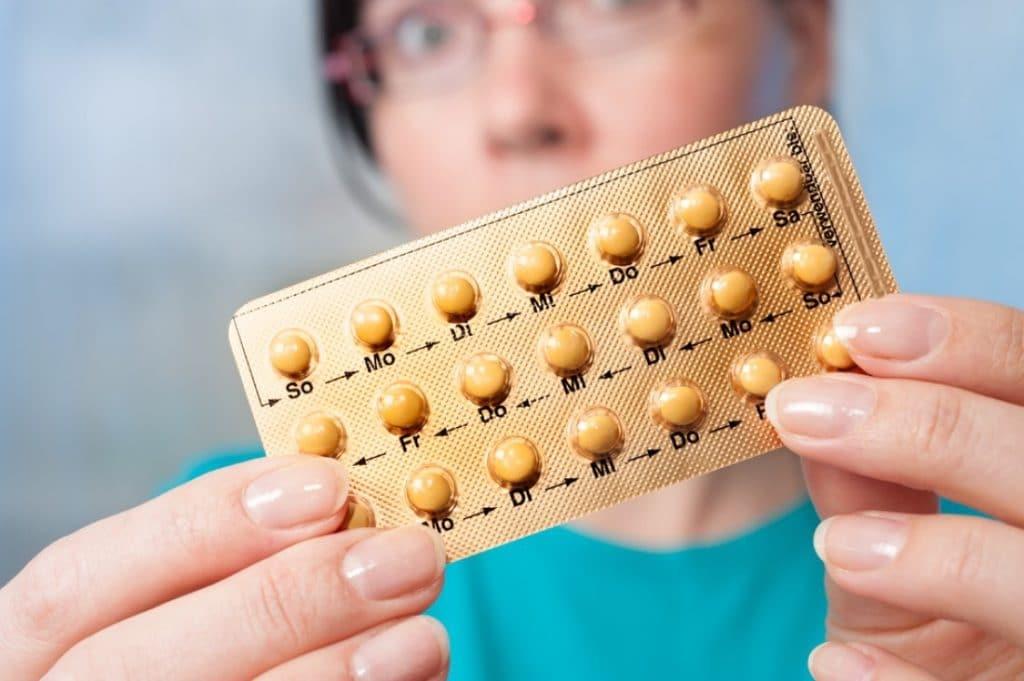 противозачаточные таблетки и высокое давление