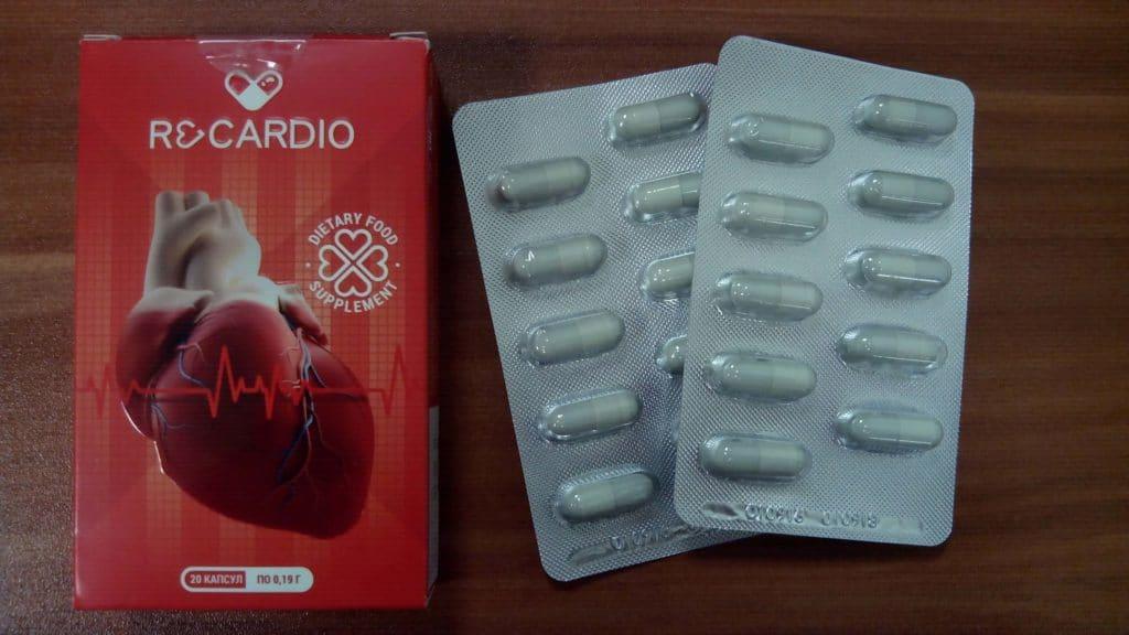 recardio - препарат для давления