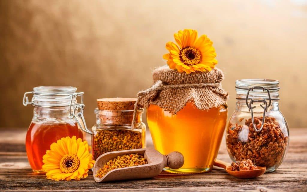 продукты пчеловодства в составе recardio