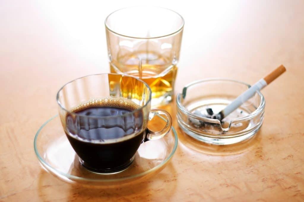Вредные привычки и гипертония