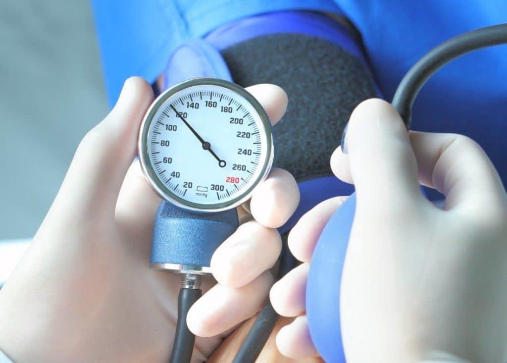 Скачок давления изза сахарного диабета