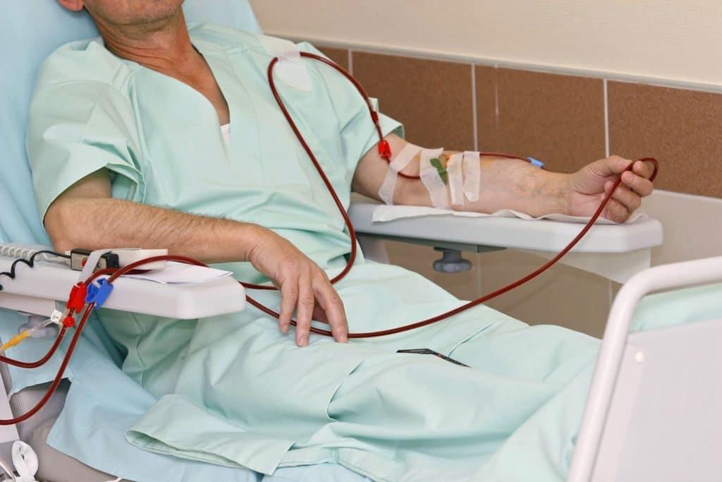 Гемодиализ при злокачественной артериальной гипертензии