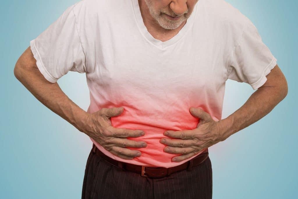 Перекись водорода раздражает желудок