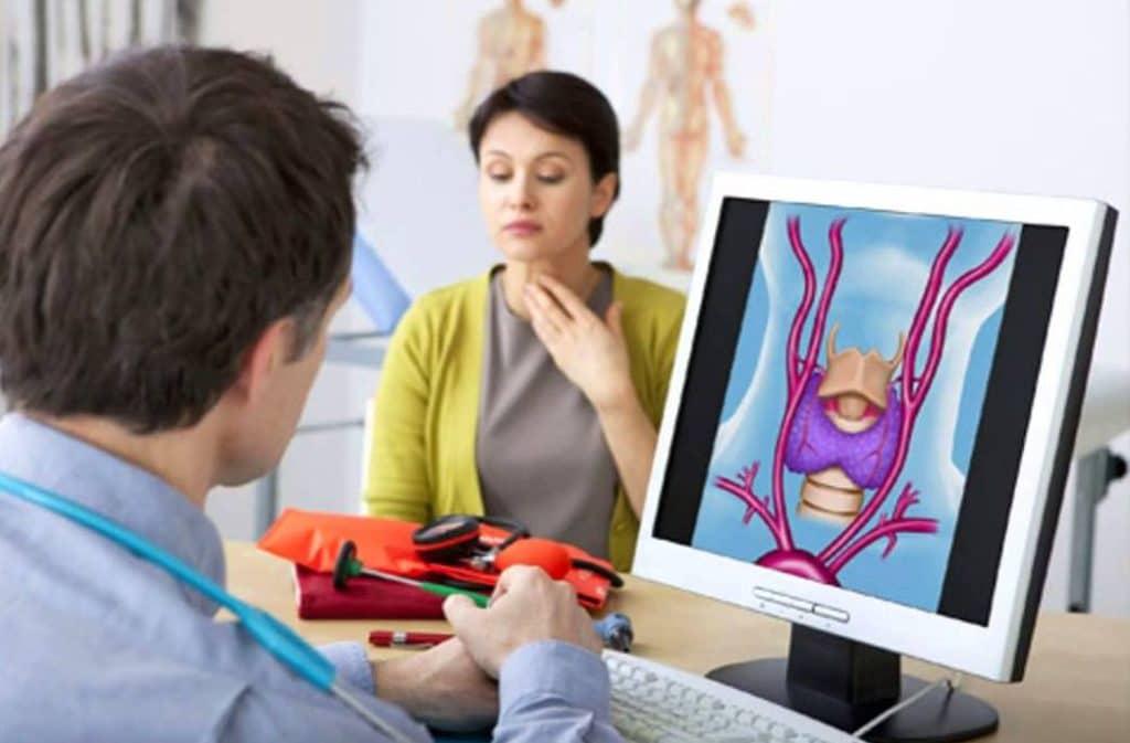 Давление 130 на 60 при болезнях щитовидки