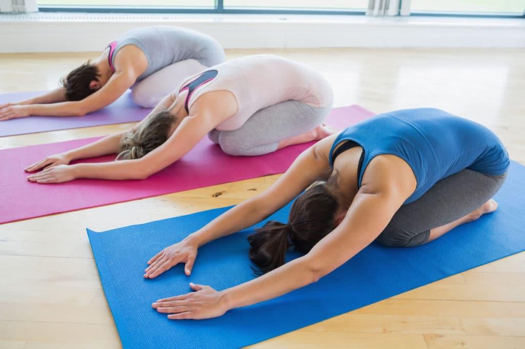 Йога от стресса