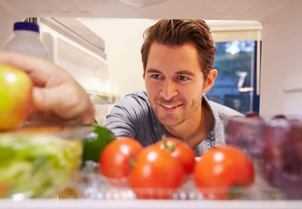 Питание при высоком давлении у мужчин