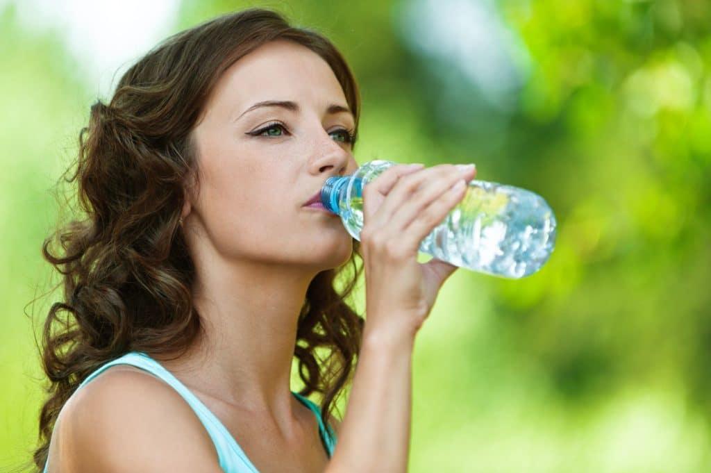 Пить воду при гипертонии