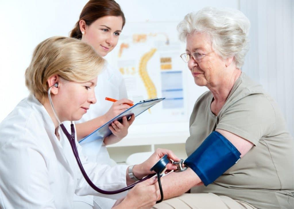 Артериальное давление у пожилых