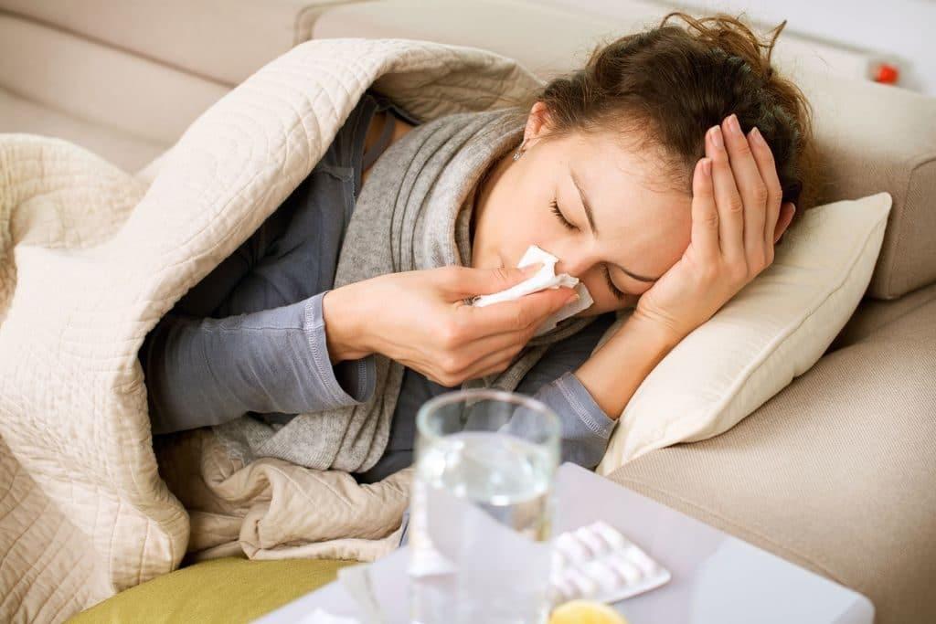 повышенное давление и температура при простуде
