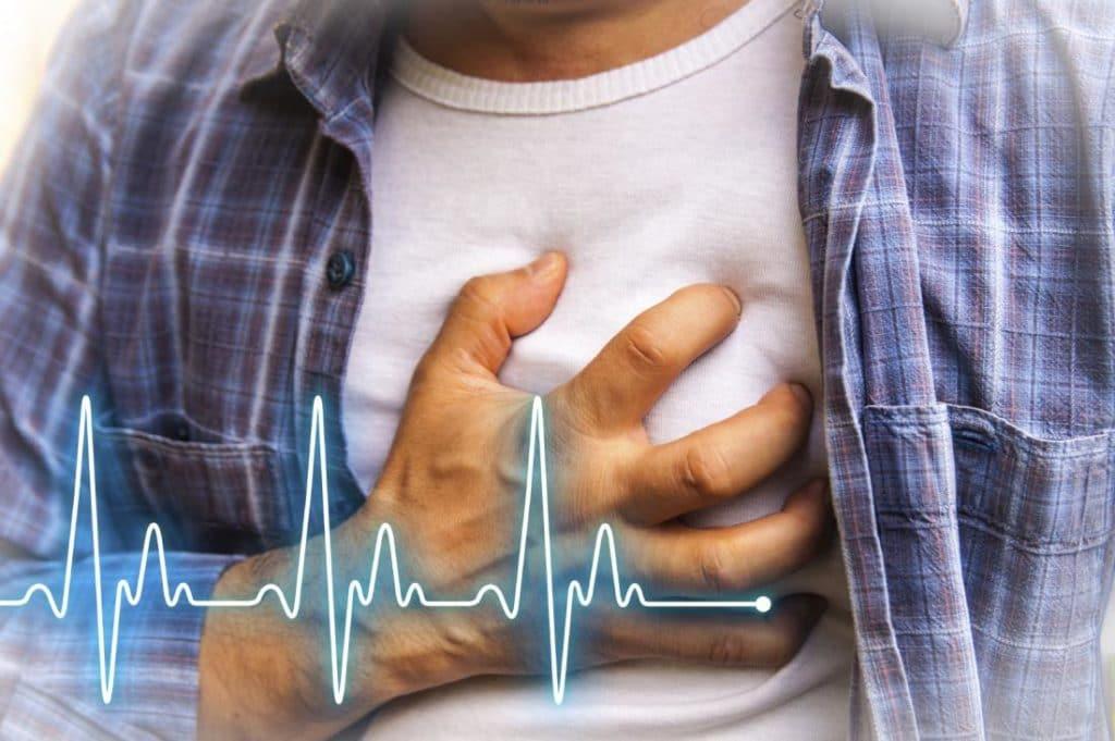 Сердечный приступ при гипертонии