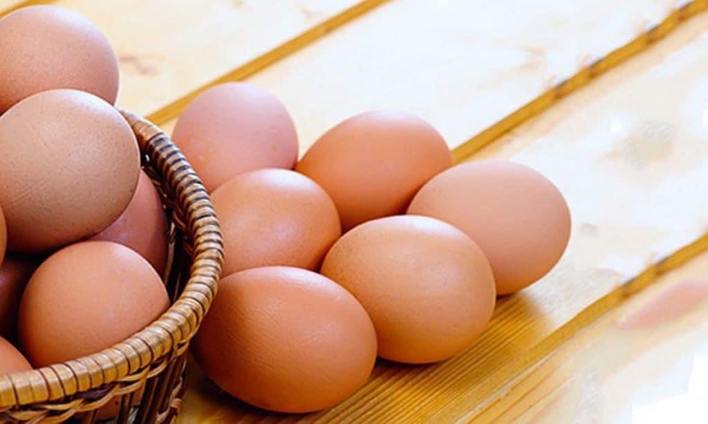 Яйца в диете Стол 10