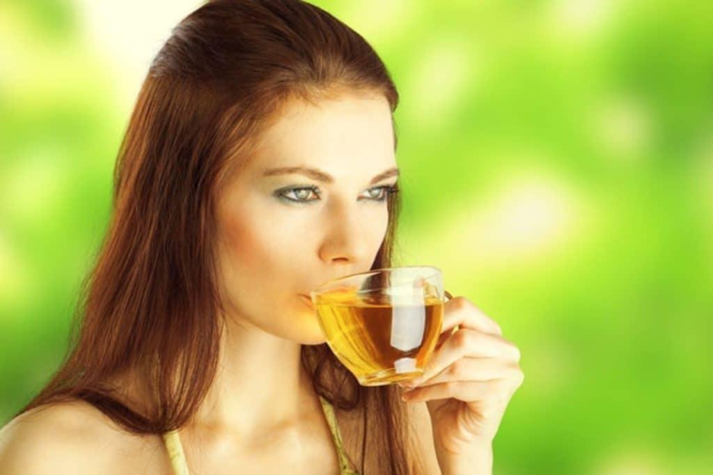 Зеленый чай при пониженном давлении