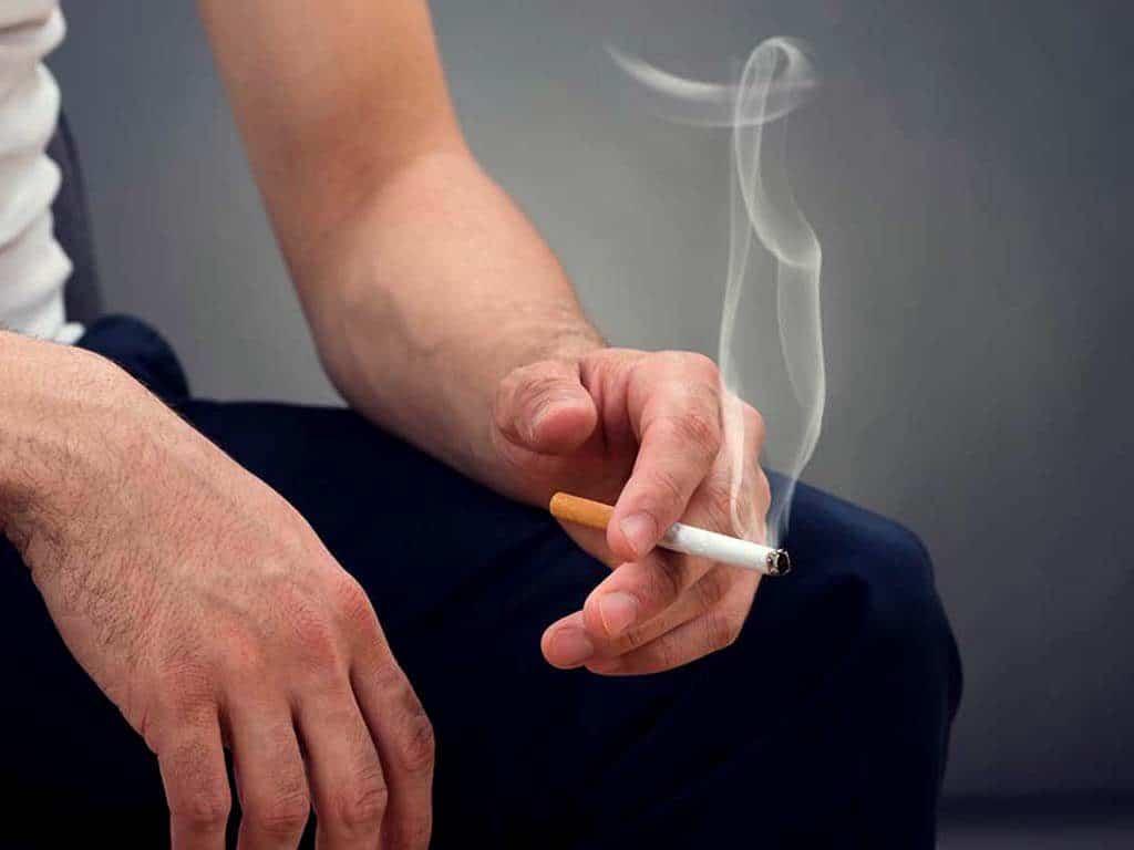 Дефицит витамина С при курении
