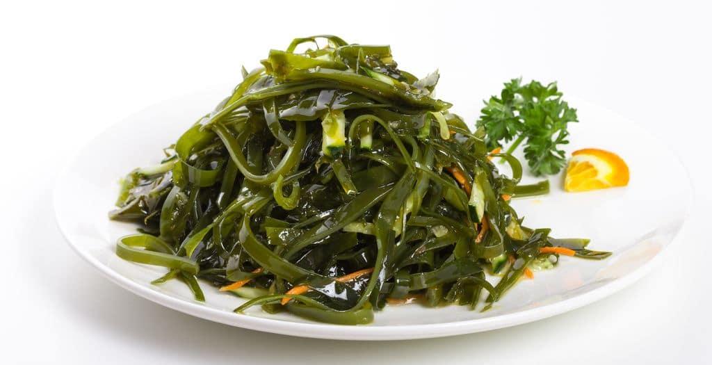 Морская капуста по корейски польза и вред