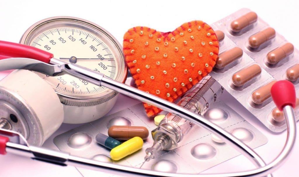 Лечение давления 210