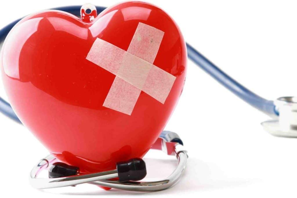 Признаками поражения сердца при гипертонии являются