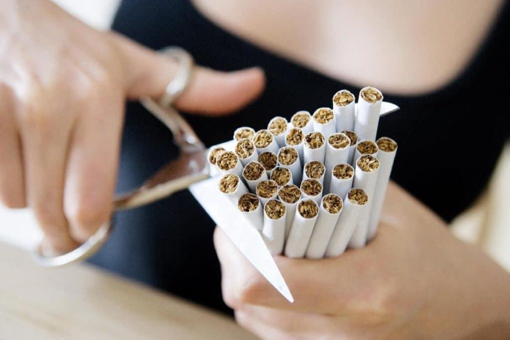 Отказ от курения при эссенциальной гипертензии
