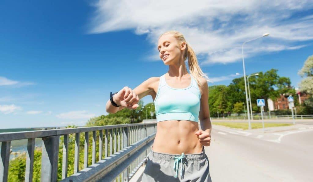 Бег для борьбы с высоким давлением