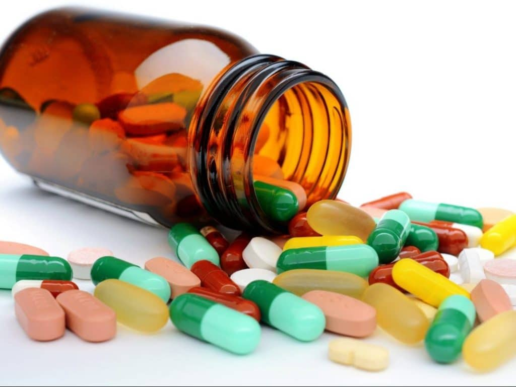 Лекарства при вторичной артериальной гипертензии