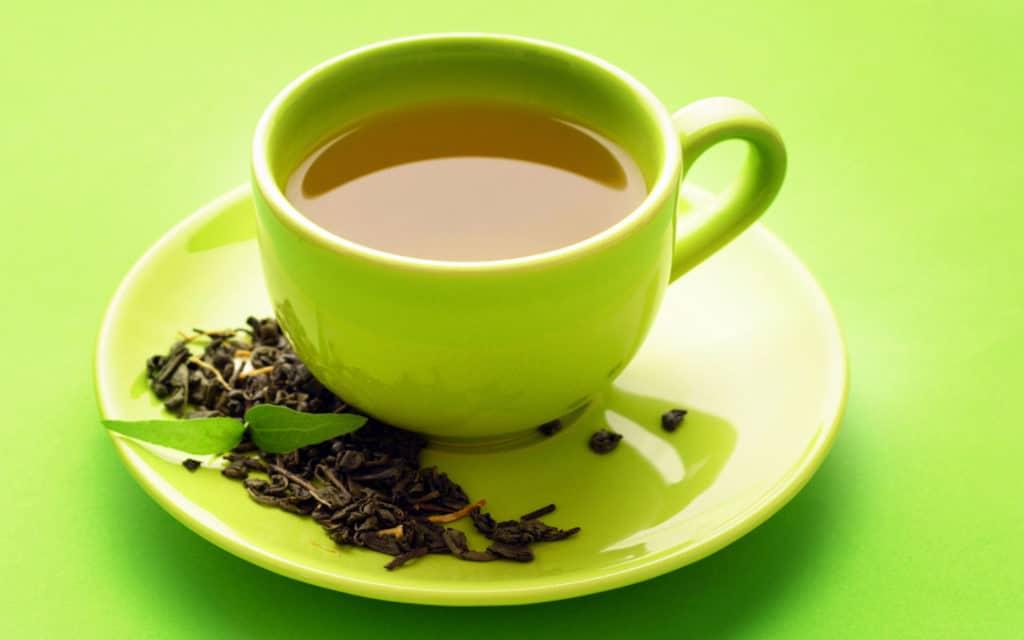 Какой зеленый чай лучше пить при гипертонии