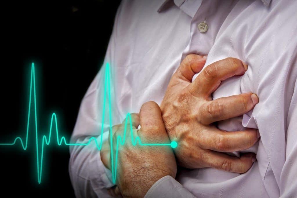 Инфаркт при гипертензивной болезни сердца