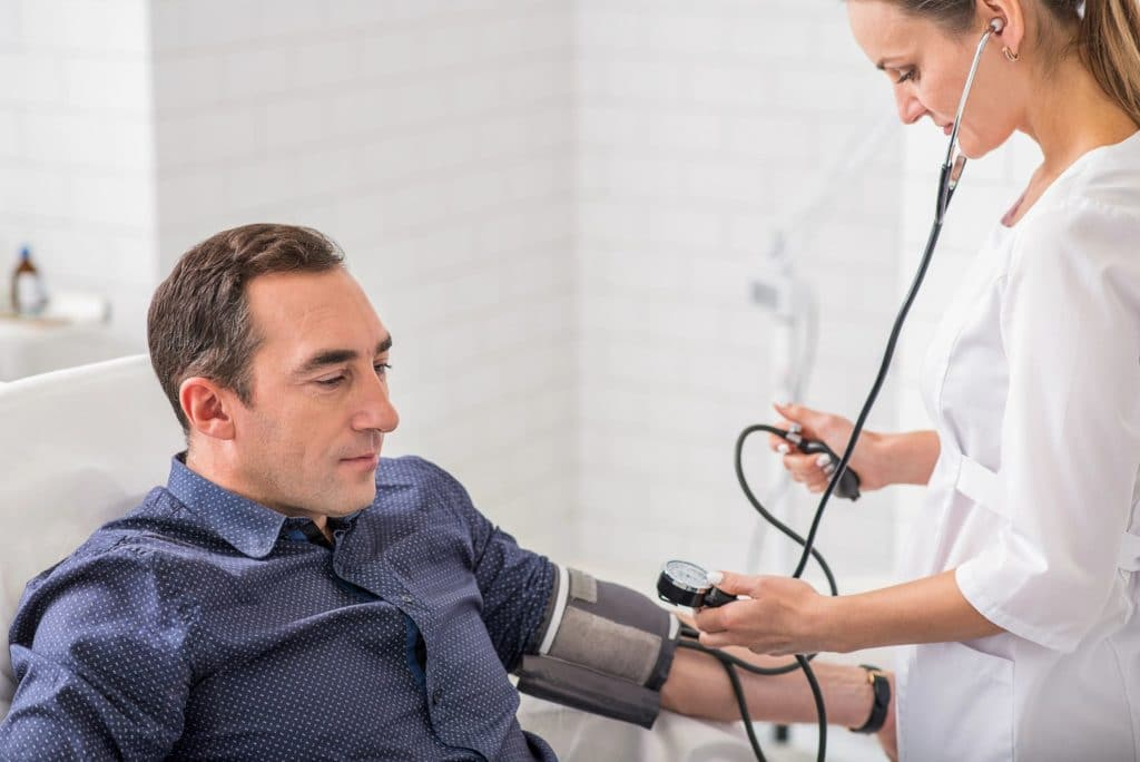 Кардиолог и давление