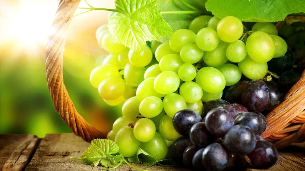 Употребление винограда при повышенном давлении