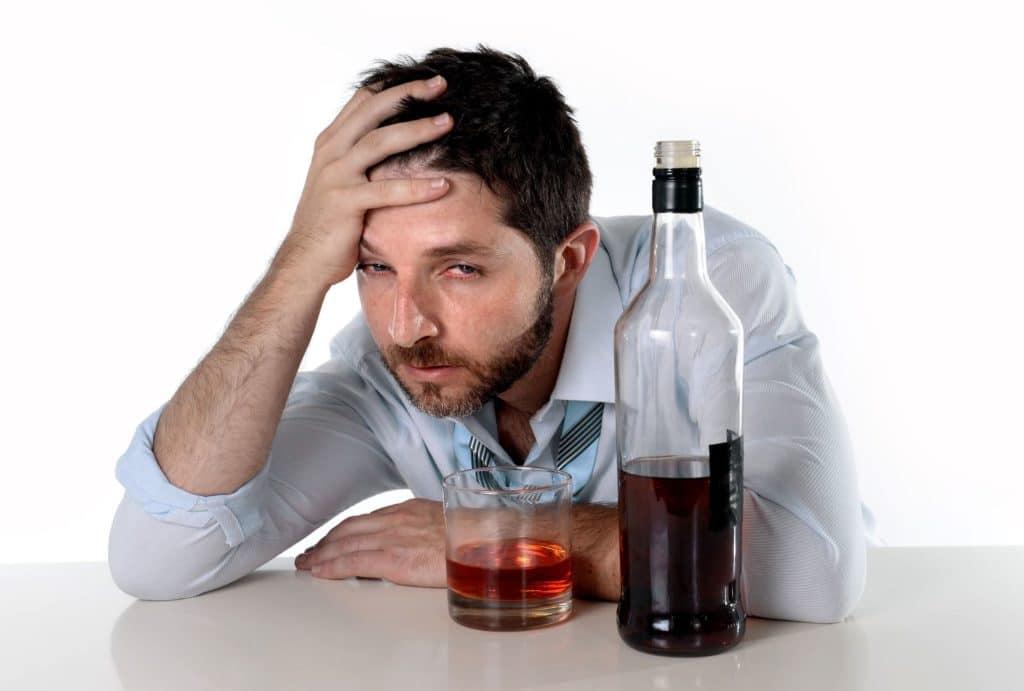 Алкоголь при высоком давлении