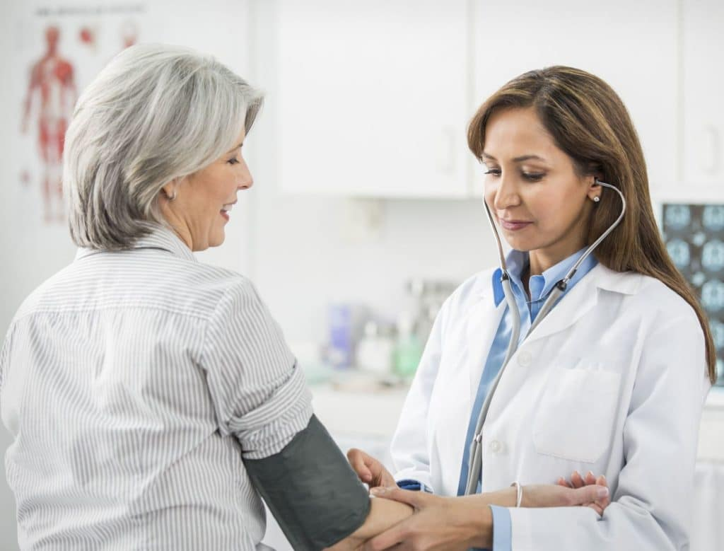 Диагностика гипертензии и высокого давления