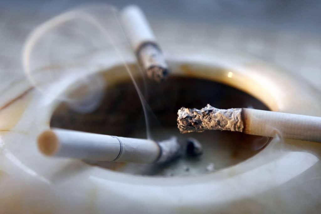 Курение при гипертонии 3 степени
