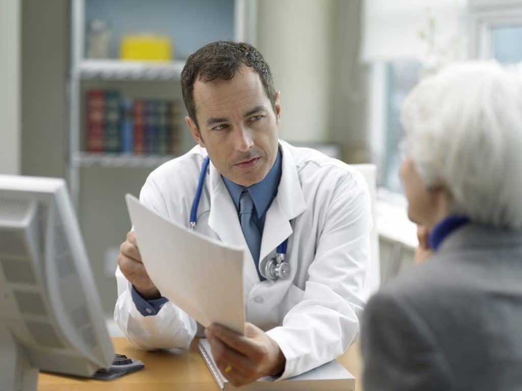 Лечение Атенололом пожилых