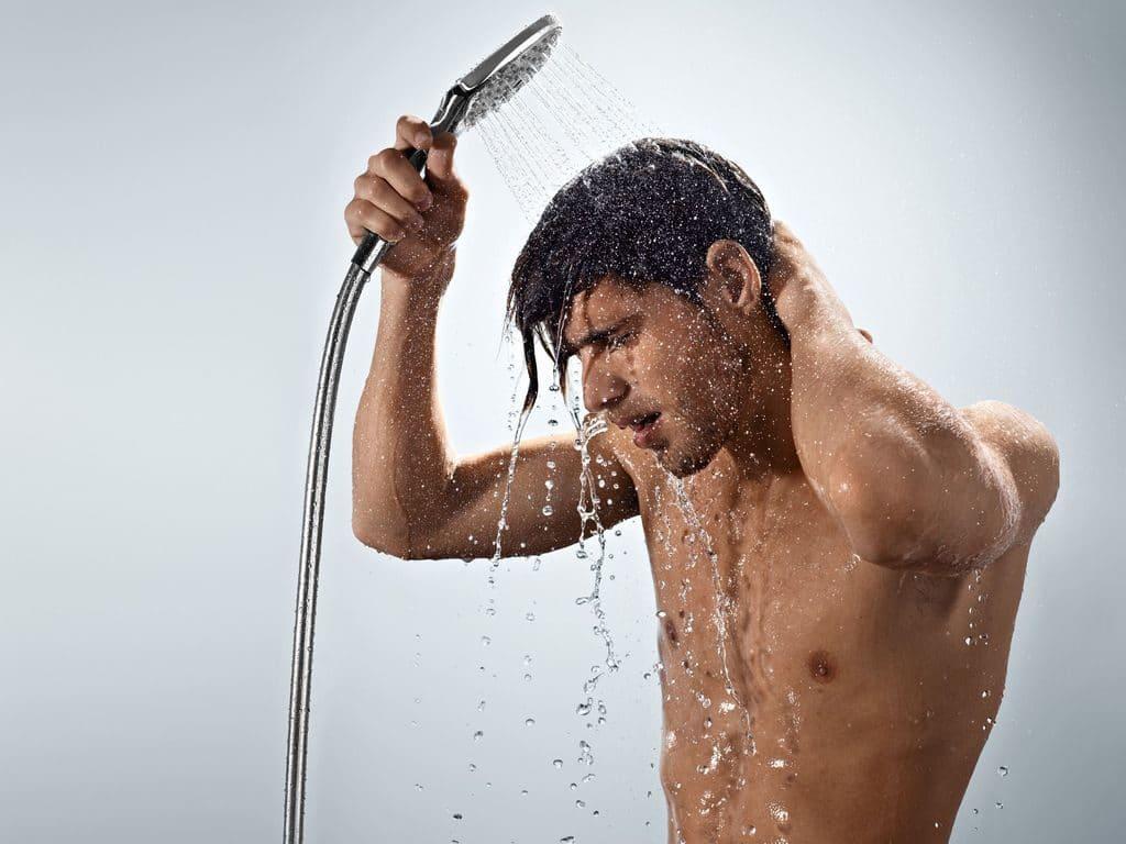 Контрастный душ от давления при похмелье