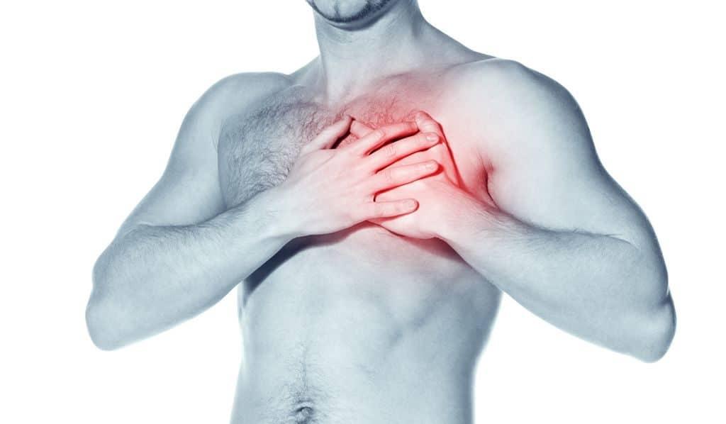 Нагрузка на сердце при высоком верхнем давлении