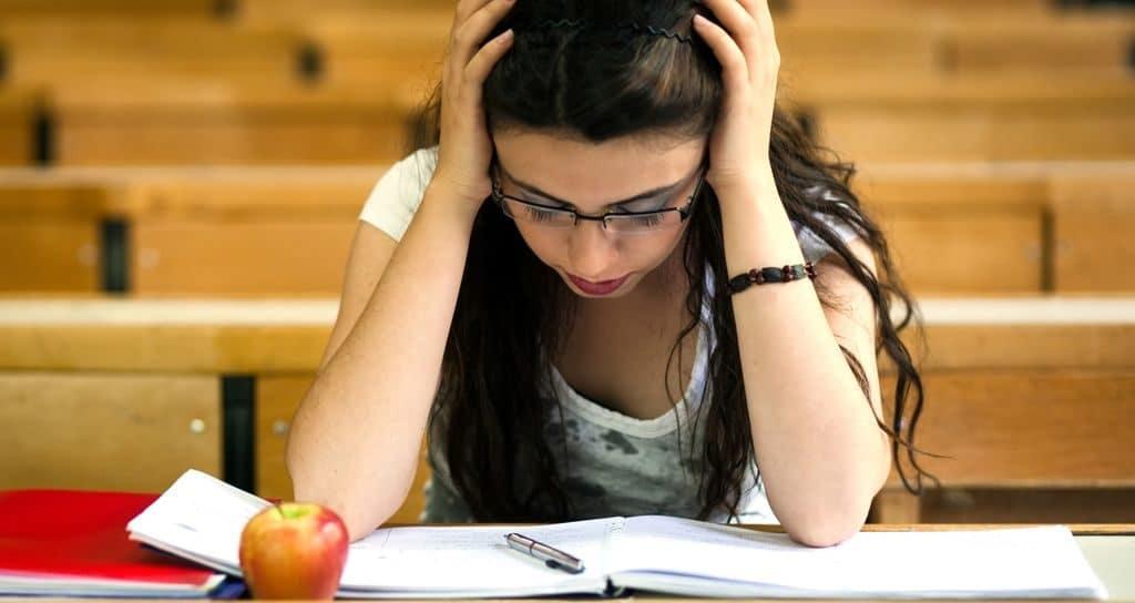 Давление у подростка из-за перенапряжения