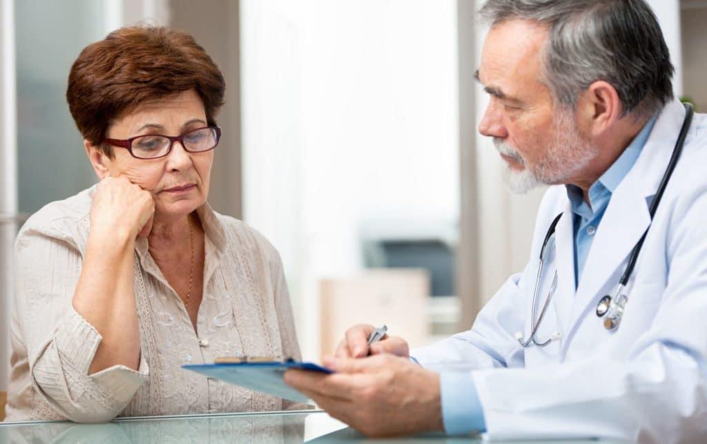 Высокое нижнее давление у пожилых