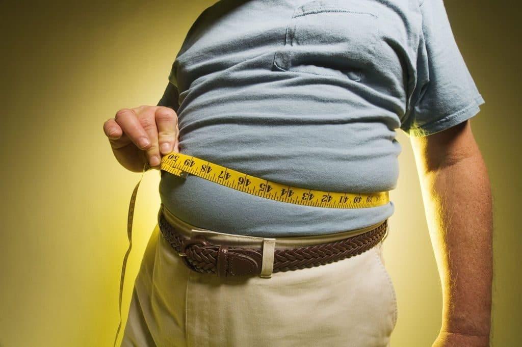 Лишний вес причина гипертонии