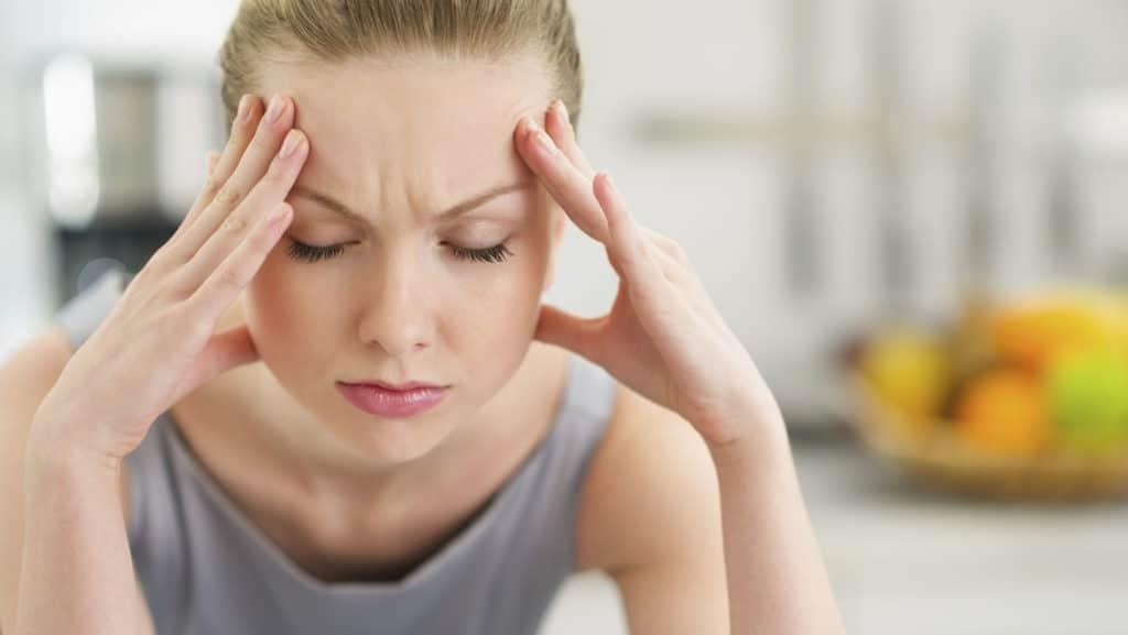 Симптомы резкого снижения давления