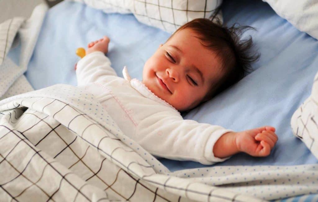 Сон влияет на давление у ребенка
