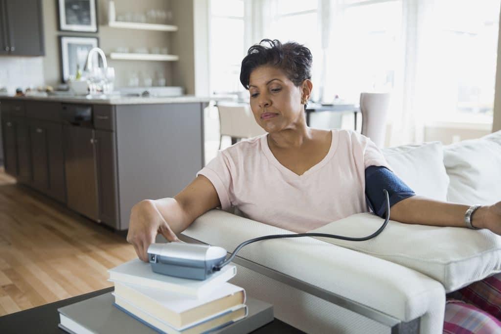Измерение давления в домашних условиях